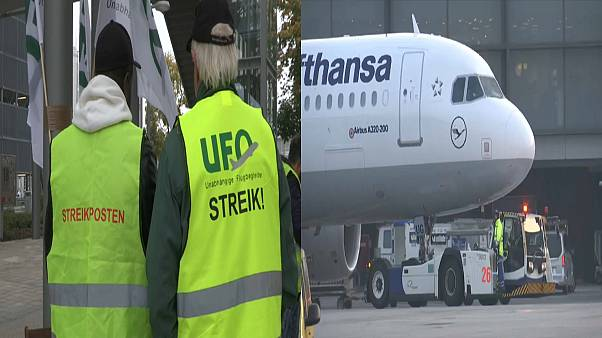 Lufthansa und UFO: Sie reden wieder