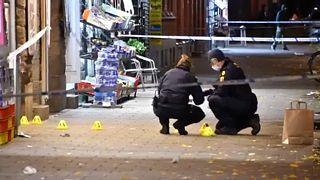Fegyveres támadás Malmöben