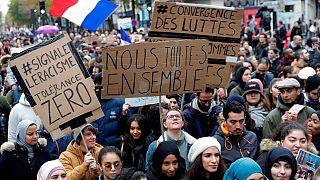 واکنش راست و چپ افراطی فرانسه به برگزاری تظاهرات علیه «اسلام هراسی»
