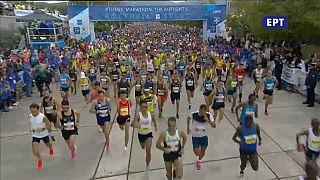 """Maratona de Atenas, """"a autêntica"""""""