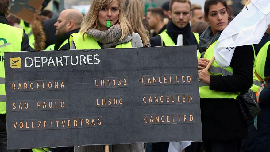 Vertenza Lufthansa: sindacati e azienda tornano a trattare