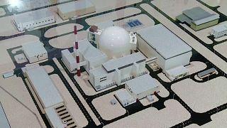 تصميم للمفاعل الجديد عرضته روسيا وإيران اليوم