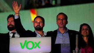 Vox, ou comment réveiller l'extrême droite espagnole après 54 ans de sommeil
