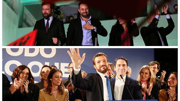 Legislativas: Socialistas vencem, extrema-direita ganha terreno e incerteza mantém-se