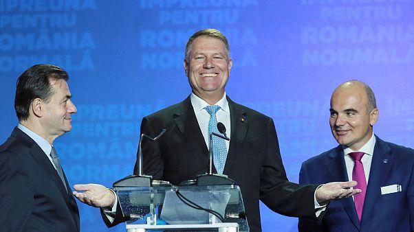 El liberal Iohannis consigue una mayoría holgada en la primera vuelta de las presidenciales rumanas