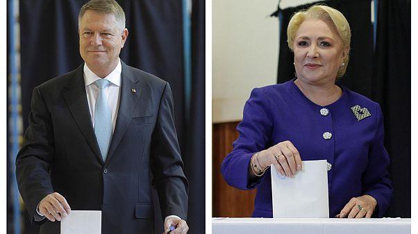 Ρουμανία: Γιοχάνις και Ντάντσιλα στο β' των προεδρικών εκλογών