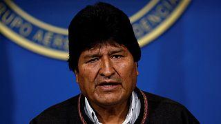 اوو مورالس از ریاست جمهوری بولیوی استعفاء داد