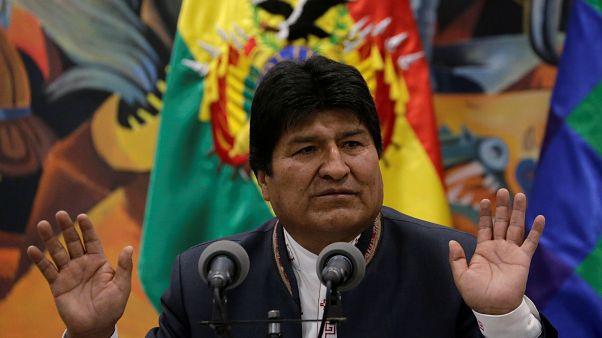 Evo Morales não resistiu à pressão e deixa cargo que ocupava há 14 anos