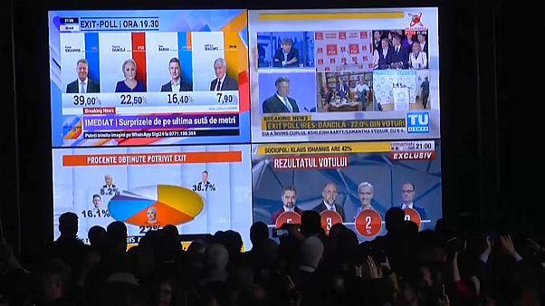 Iohannis vence sem maioria na Roménia
