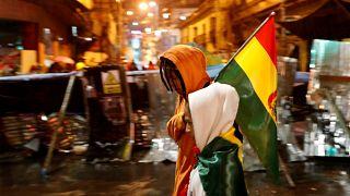Saqueos y vacío de poder en Bolivia tras la renuncia de Evo Morales