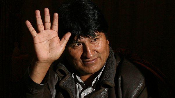 Meksika: İstifa eden Bolivya Devlet Başkanı Evo Morales bize sığınabilir