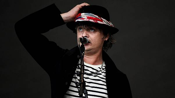 The Libertines grubunun solisti Pete Doherty