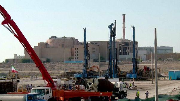Iran baut AKW Buschehr aus