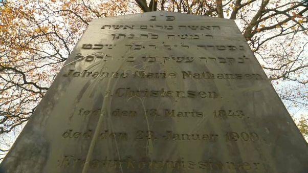 Dänemark: Unbekannte schänden Grabsteine auf jüdischem Friedhof