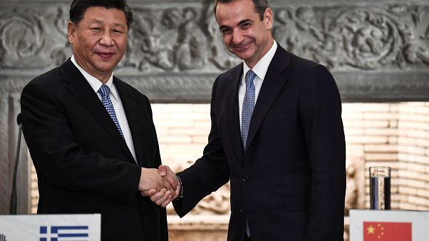 Con una visita di stato ad Atene Xi Jinping rafforza l'asse Cina-Grecia