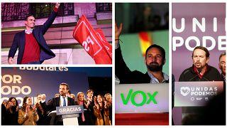Выборы в Испании: в поисках коалиции