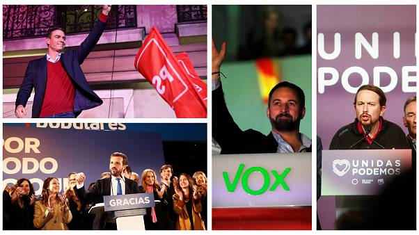Sánchez: Handlungsfähige Regierung hat oberste Priorität