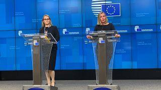 موگرینی: حفظ برجام برای امنیت خلیج فارس و جهان عرب و اروپا حیاتی است