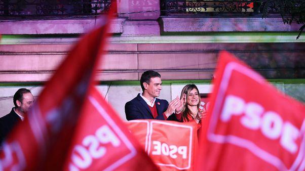 La repetición electoral reparte aún más la representación parlamentaria en España