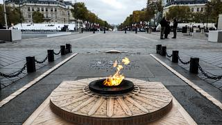 Watch back: France marks 101st anniversary of WWI armistice signing