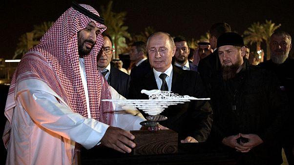 روسیه تهدید تازه برای خصوصیسازی آرامکو؛ ماه پراضطراب بن سلمان آغاز شد