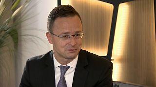 """Péter Szijjártó: """"Hungría espera que la nueva Comisión Europea escuche más a sus Estados Miembro"""""""
