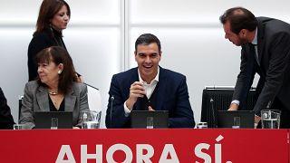 """Испанские социалисты и """"Подемос"""" создают коалицию"""