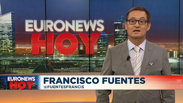 Euronews Hoy | Las noticias del lunes 11 de noviembre de 2019