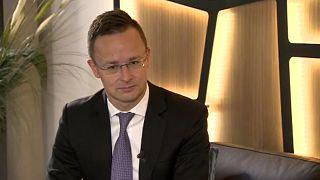 """Szijjártó: """"Magyarországon nincs rendszerszintű korrupció"""""""