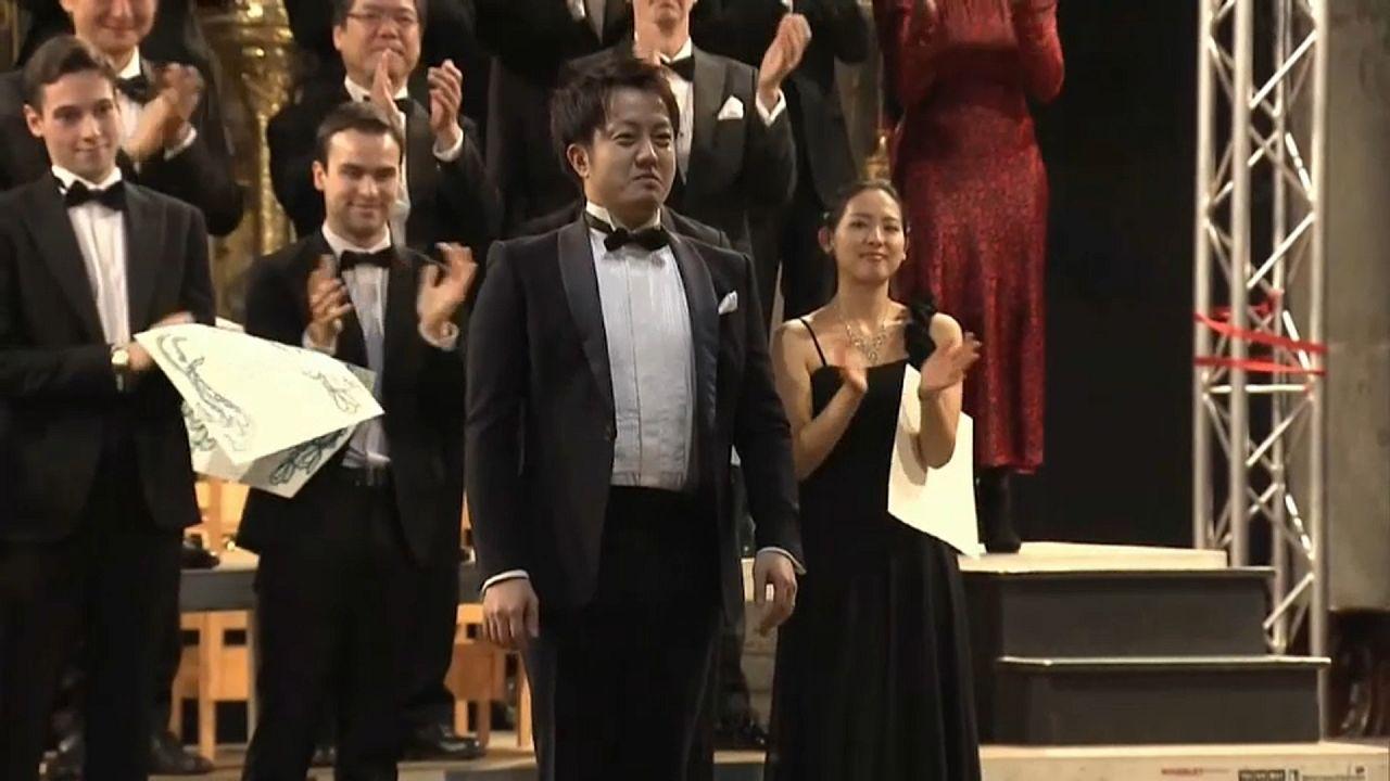 """Kenta Saito (27) dominiert Adolphe-Sax-Wettbewerb: """"Mir fehlen die Worte"""""""