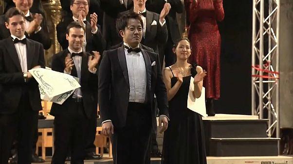 Los saxofonistas japoneses dominan el Concurso Internacional Adolphe Sax
