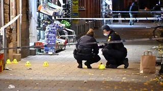 Бандитизм в Швеции