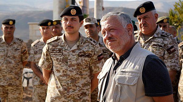 عاهل الأردن يزور الباقورة بعد استعادتها من إسرائيل