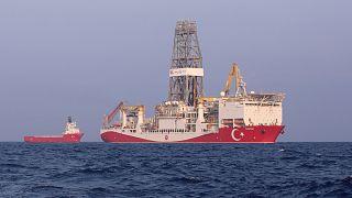 Doğu Akdeniz'de Türkiye'nin sondaj faaliyetleri