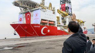 سفينة تركية/ صورة توضيحية