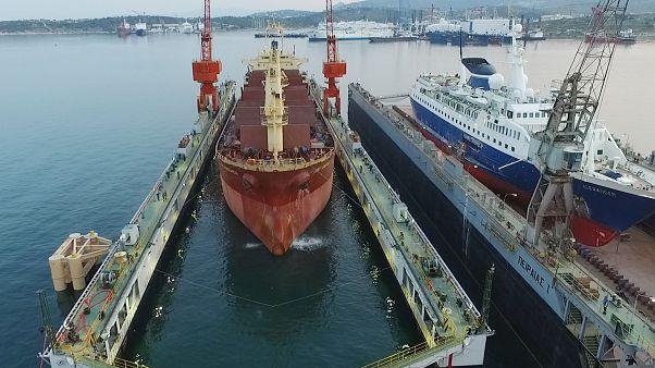 ΕΤΕπ: 140 εκατ. για την αναβάθμιση του λιμανιού του Πειραιά