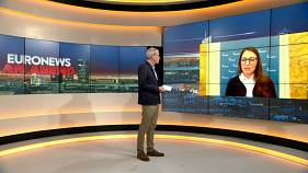 Euronews am Abend vom 11.11.2019