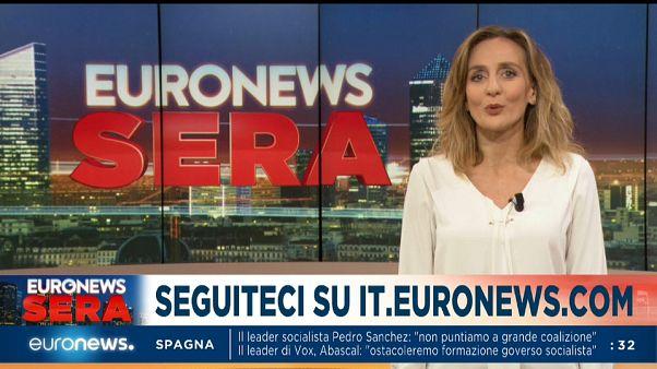 Euronews Sera | TG europeo, edizione di lunedì 11 novembre 2019