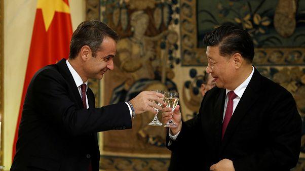 Ελλάδα – Κίνα: Από τον Πειραιά στο νέο δρόμο του Μεταξιού