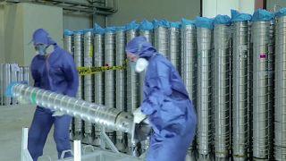 الاتحاد الأوروبي يحث إيران على الالتزام بالإتفاق النووي أو مواجهة العقوبات