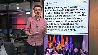 Western Balkan leaders plot their own 'mini-Schengen' zone