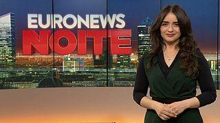Euronews Noite   As notícias do Mundo de 11 de novembro de 2019