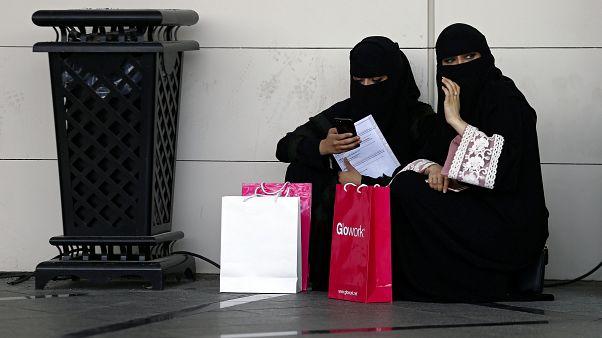 Suudi kadınlar