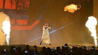 طعن ثلاثة اشخاص خلال عرض مسرحي في الرياض