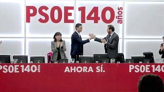Spagna, i socialisti cercano una maggioranza