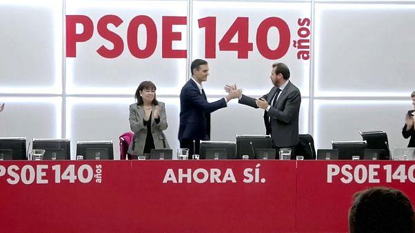 A spanyol szocialisták elvetik a nagykoalíció lehetőségét