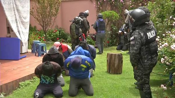 Morales, asilo politico in Messico