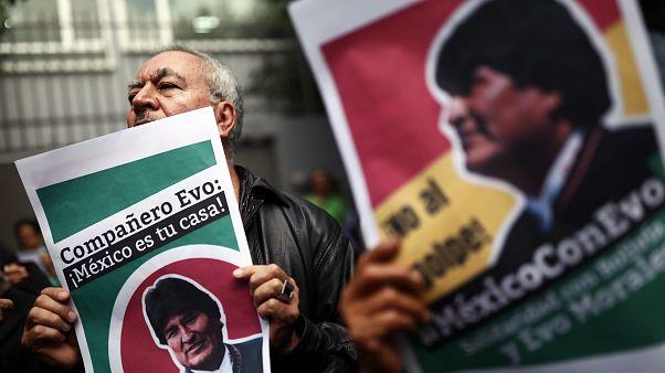 Morales e l'asilo in Messico: in Bolivia è avvenuto un colpo di stato?