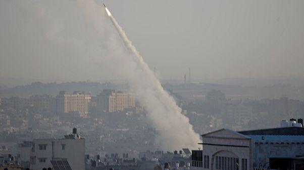 İsrail ordusundan Gazze ve Şam'a operasyon: İslami Cihad'ın komutanı Ebu El Ata öldürüldü