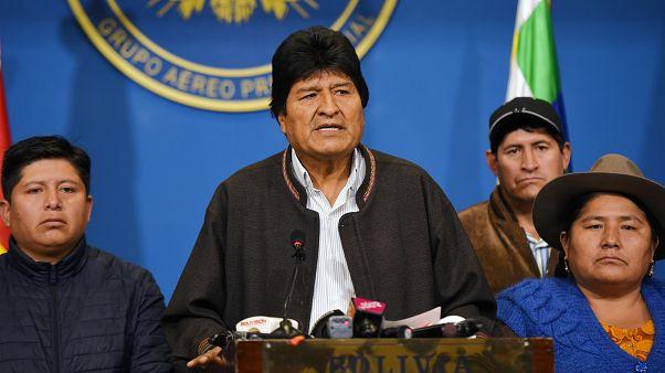 Bolivya'da 14 yıllık koltuğunu bırakan Morales hakkında bilmemiz gereken 4 konu